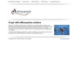 allineateconsulting.dinstudio.se