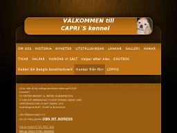capriskennel.dinstudio.se
