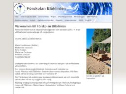 forskolanblaklinten.dinstudio.se