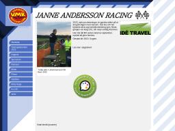janneanderssonracing.dinstudio.se