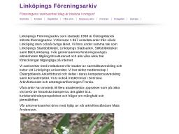 linkopings.foreningsarkiv.dinstudio.se