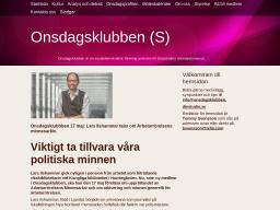onsdagsklubben.dinstudio.se