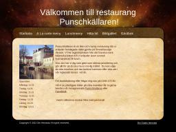 punschkallaren.dinstudio.se