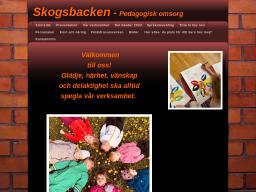 skogsbacken.dinstudio.se