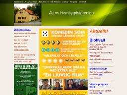 www.akershembygd.se