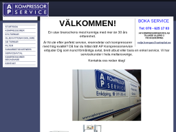 www.apkompressorservice.se