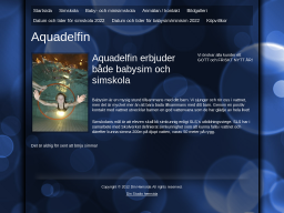 www.aquadelfin.se
