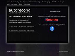 www.autorecond.se