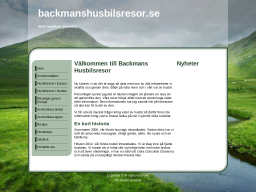 www.backmanshusbilsresor.se