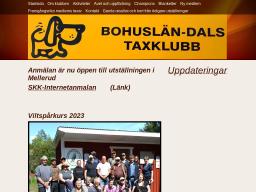www.bohuslandalstaxklubb.se