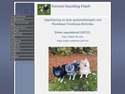 www.dazzlingflash.se