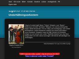 www.egonskvartett.se
