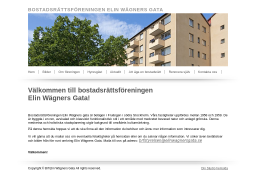 www.elinwagnersgata.se