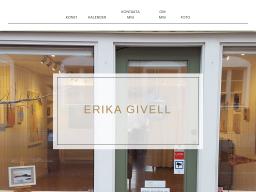 www.erikagivell.se