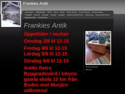www.frankiesantik.se