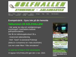 www.golfhallen.info