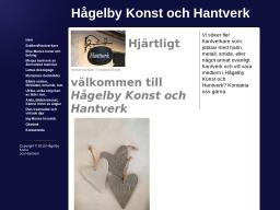 www.hagelbykonsthantverk.se
