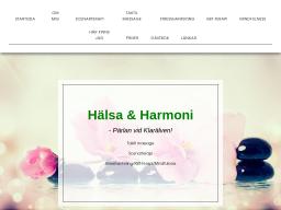 www.halsa-harmoni.net