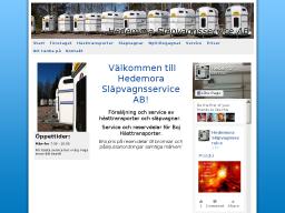 www.hedemoraslapvagnsservice.se