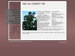 www.hjkalltjanst.se