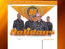 www.holidaysorkester.com