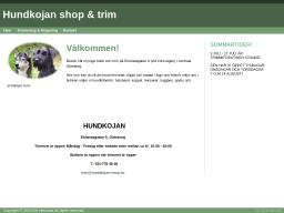 www.hundkojan-shop.se