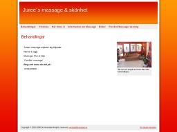 www.jureesmassage.se