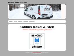www.kahlinskakel.se