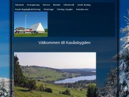www.kaxasbygden.se