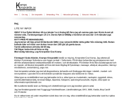 www.krampskiropraktik.se