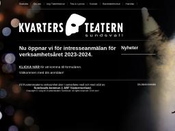 www.kvartersteatern.nu