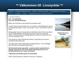 www.livsnycklar.se
