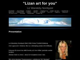 www.lizanartforyou.se