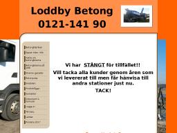 www.loddbybetong.com