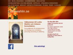 www.lottiewahlin.se