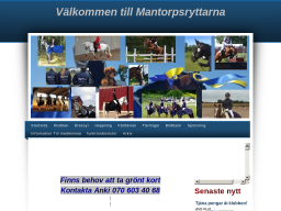 www.mantorpsryttarna.com