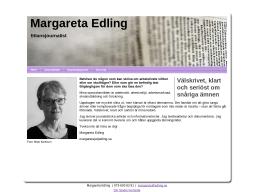 www.margaretaedling.se
