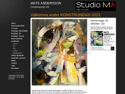 www.matsanderssonart.com