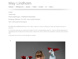 www.maylindholm.se