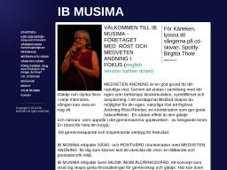 www.musima.se