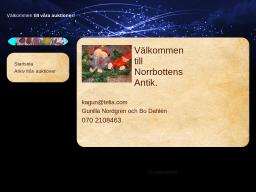 www.norrbottensantik.se