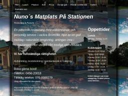 www.nunosmatplats.se