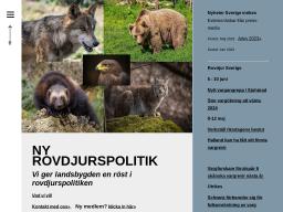 www.nyrovdjurspolitik.com
