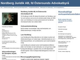 www.ostersundsadvokatbyra.se