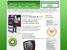 www.petterssonsweden.se