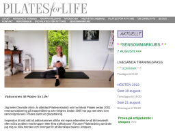 www.pilatesforlife.se
