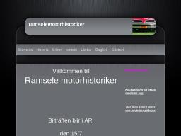 www.ramselemotorhistoriker.se
