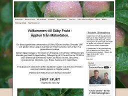 www.sabyfrukt.com