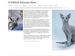 www.siriuscats.se