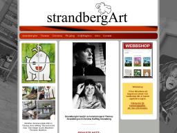 www.strandbergart.se